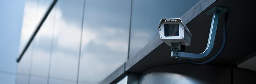 Baner monitoring kamera